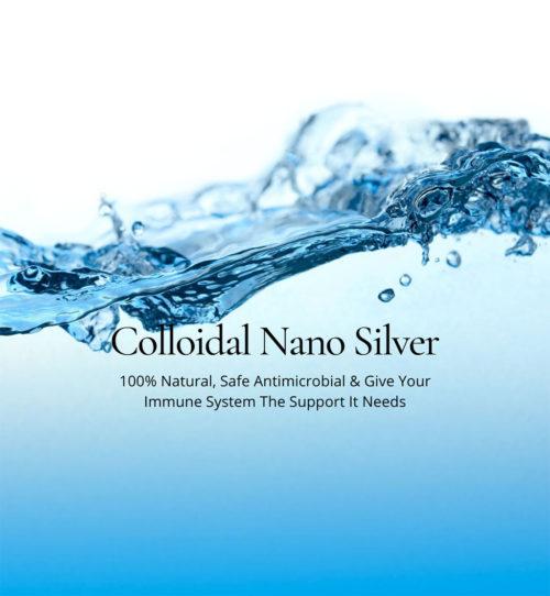 Colloidal Nano Silver